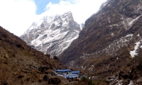 Deurali- on the way to base camp