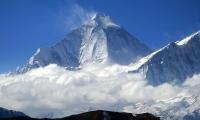 Dhaulagiri 8173 m, the perfect 8000er