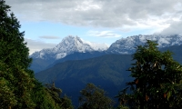 Annapurna massi on the way to ABC - Copy