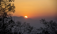 Nagarkot-sunrise