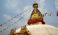 Swyambhunath Temple