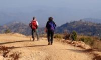 Nagarkot Hike Trail