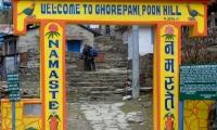 Welcome to Ghorepani