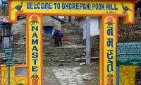 Welcome to Ghorepani