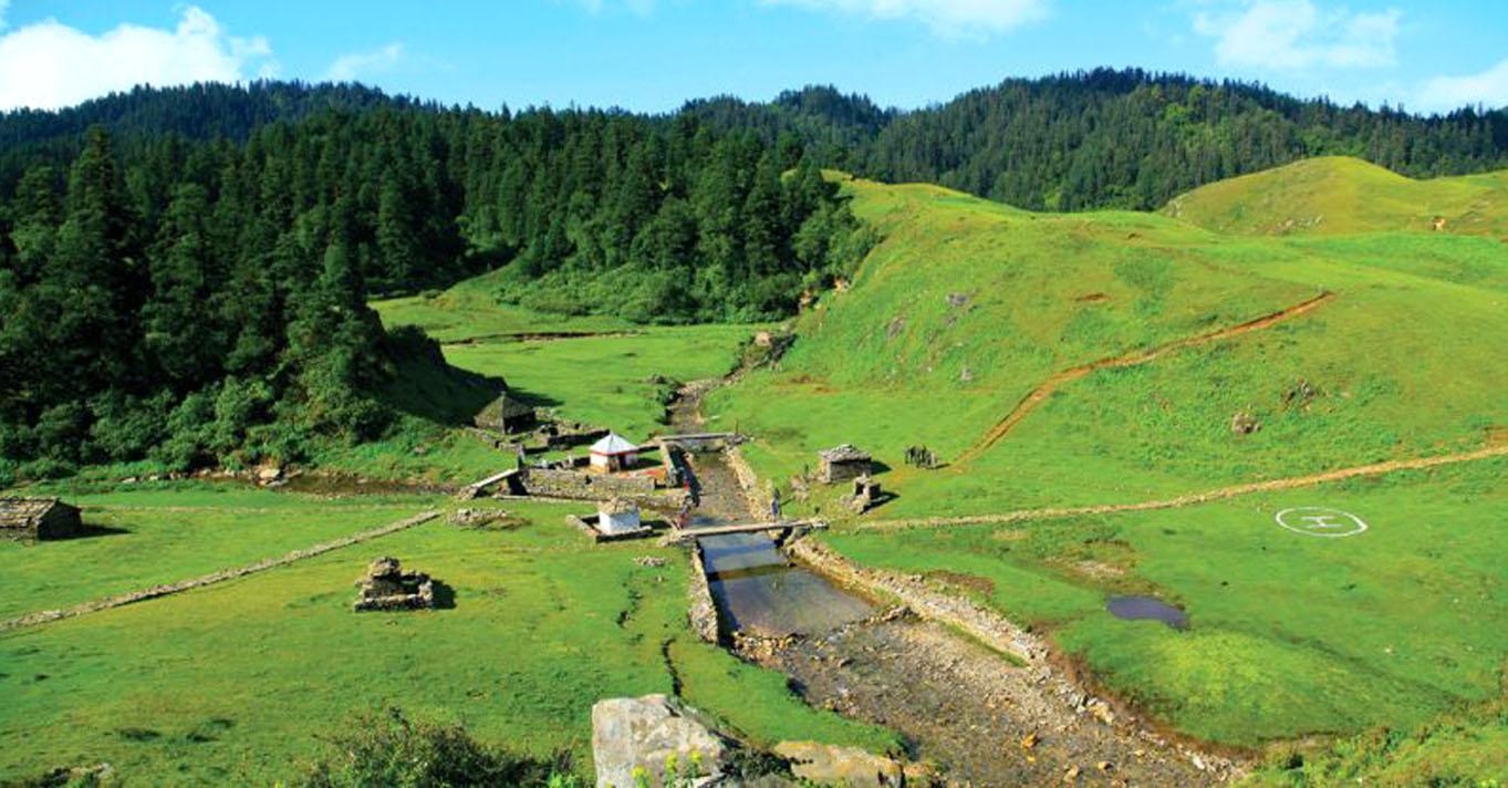 Khaptad-trek