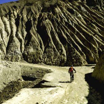 Muktinath-pokhara-biking