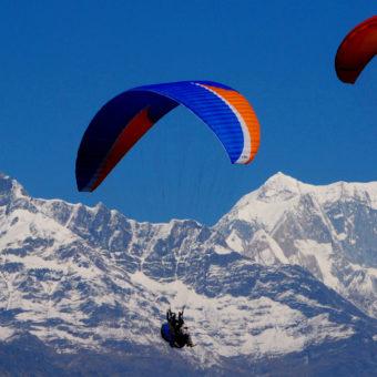 Paragliding-pokhara