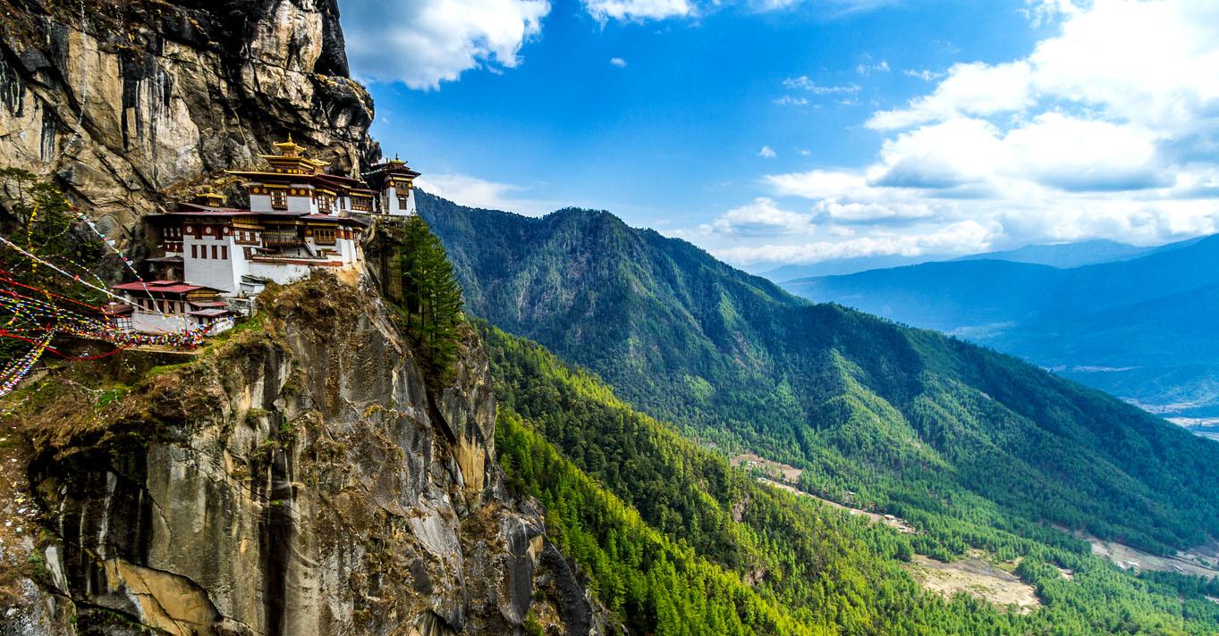 Druk Path Bhutan Mountainkick