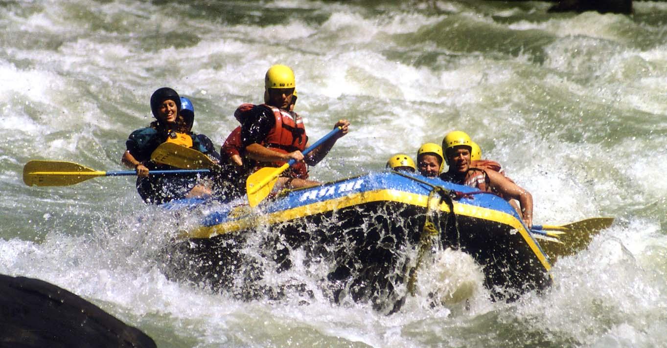 trishli-river-rafting