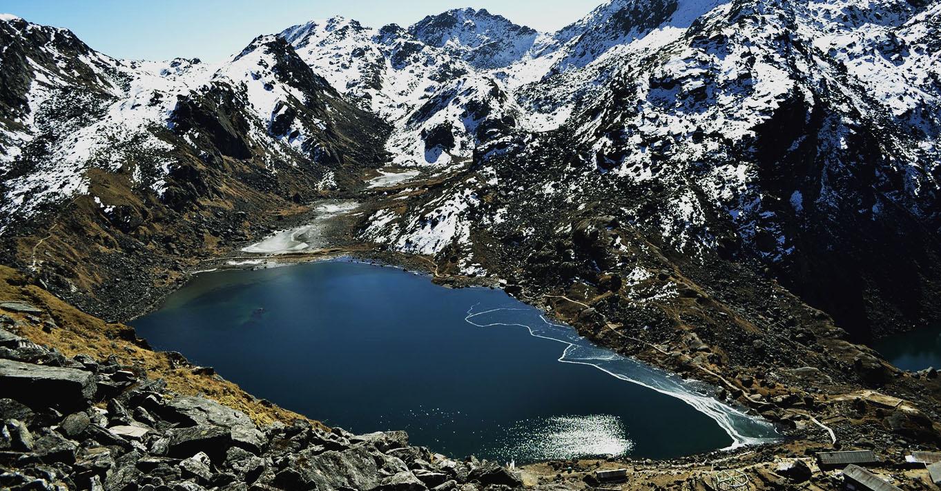Godainkunda-Lake-Winter