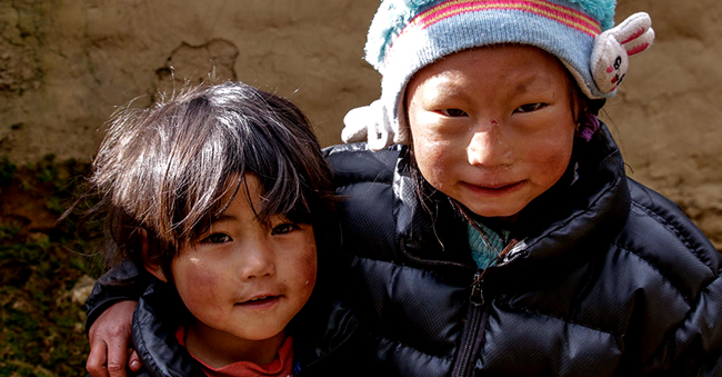 Mountain-Kids