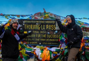 Thorung-la-pass